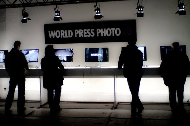 Снимок убийства посла РФ стал победителем World Press Photo