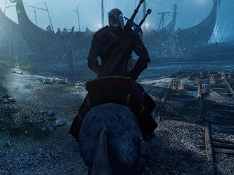 ������� ������ ���� ������ The Witcher 3