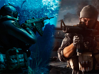 Call of Duty: Ghosts обгоняет Battlefield 4