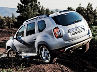 "Renault Duster подготовили к ралли ""Дакар"""