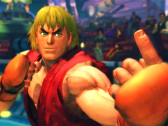 Street Fighter IV станет просто Super