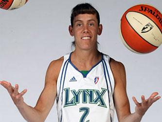 Лесбиянка бекки хэммон баскетбол