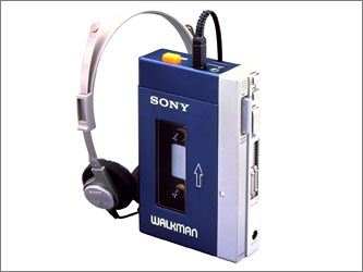 "������ ������������ ""�������"" ������ Sony Walkman"