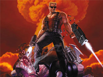 Duke Nukem �� PC ����� �������� � �������