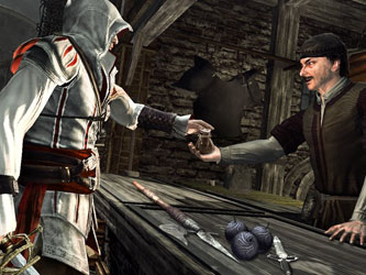 Assassin's Creed 2 скоро посетит PC