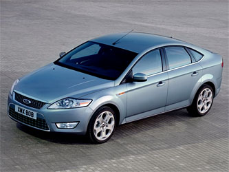 � ������ �������� ������������ Ford Mondeo