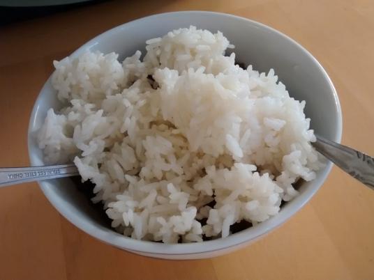 Как сварить рис при отравлении