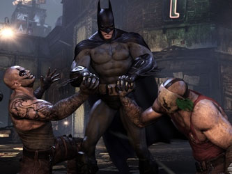 Batman: Arkham City — игра для одиночек