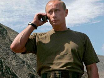 Путин - одинокий политик. Он не пользуется мобильным телефоном и предпочитает другие виды связи, - Песков - Цензор.НЕТ 3577