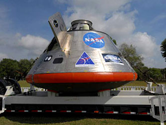 NASA �������� ������� ������� Orion