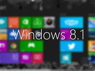 Финальная Windows 8.1 выйдет уже в октябре