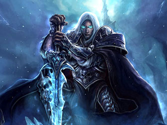 Warcraft: The Rise of the Lich King намекает