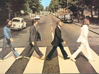 ����� ������ ������ ����������� �� The Beatles