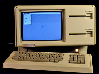 ������� eBay ���������� ������ ��������� Apple Lisa 1