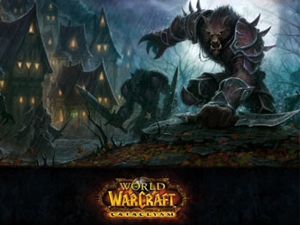 Cataclysm встряхнет мир World of Warcraft
