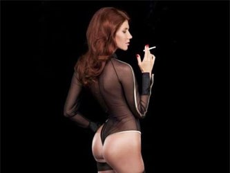 Анна чепмен секс