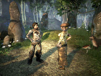 ������� �� Xbox 360 ������ � Fable 2