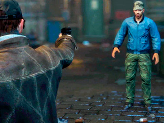 ������ Watch Dogs � ���� ������ � ������