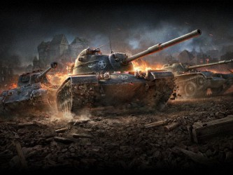 World of Tanks выпустили для Android