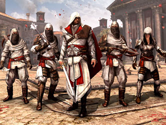 ����� ������ � Assassin's Creed 109 ����� ������