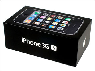 ���������� � ��������� � ������ iPhone 3GS ����� � �����