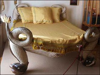 Идеальные размеры кровати для секса