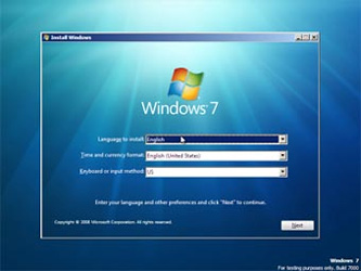 � ���� ��������� ��������� ����-������ Windows 7