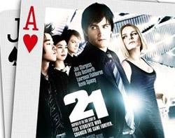 Двадцять один фільм про жити казино Казино клуб Робінсон