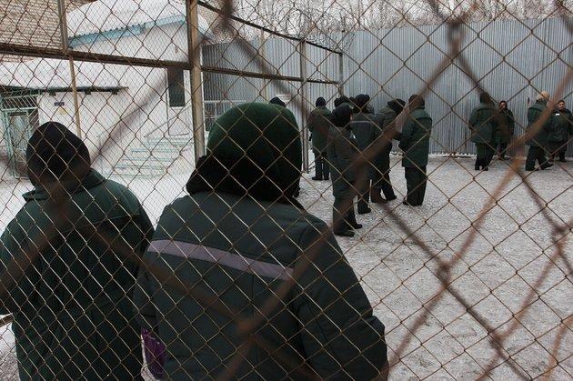 фото российких тюрм